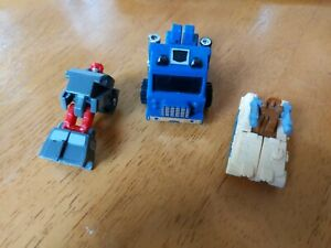 Vintage Small Toy Lot of 3 (Transformers,  Toys👍👍