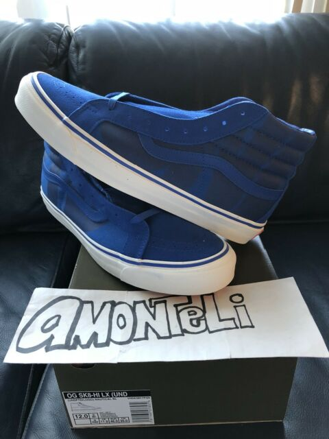 126048e4d1 Undefeated X VANS Sk8-hi Dodger Blue - Size 12 Deadstock for sale ...