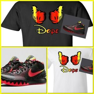 EXCLUSIVE TEE SHIRT TO MATCH NIKE KYRIE 1 DREAMS!