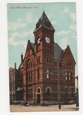 Canada, Post Office, Moncton N.B. Postcard, B136