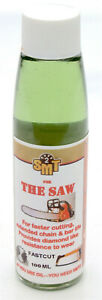 SMT2 METAL CONDITIONER 100ml for THE SAW Anti Friction Lubricant ~45% Faster Cut