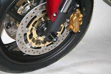 R&G Racing Fork Protectors to fit Honda CBR 954 RR Fireblade 2002-2003