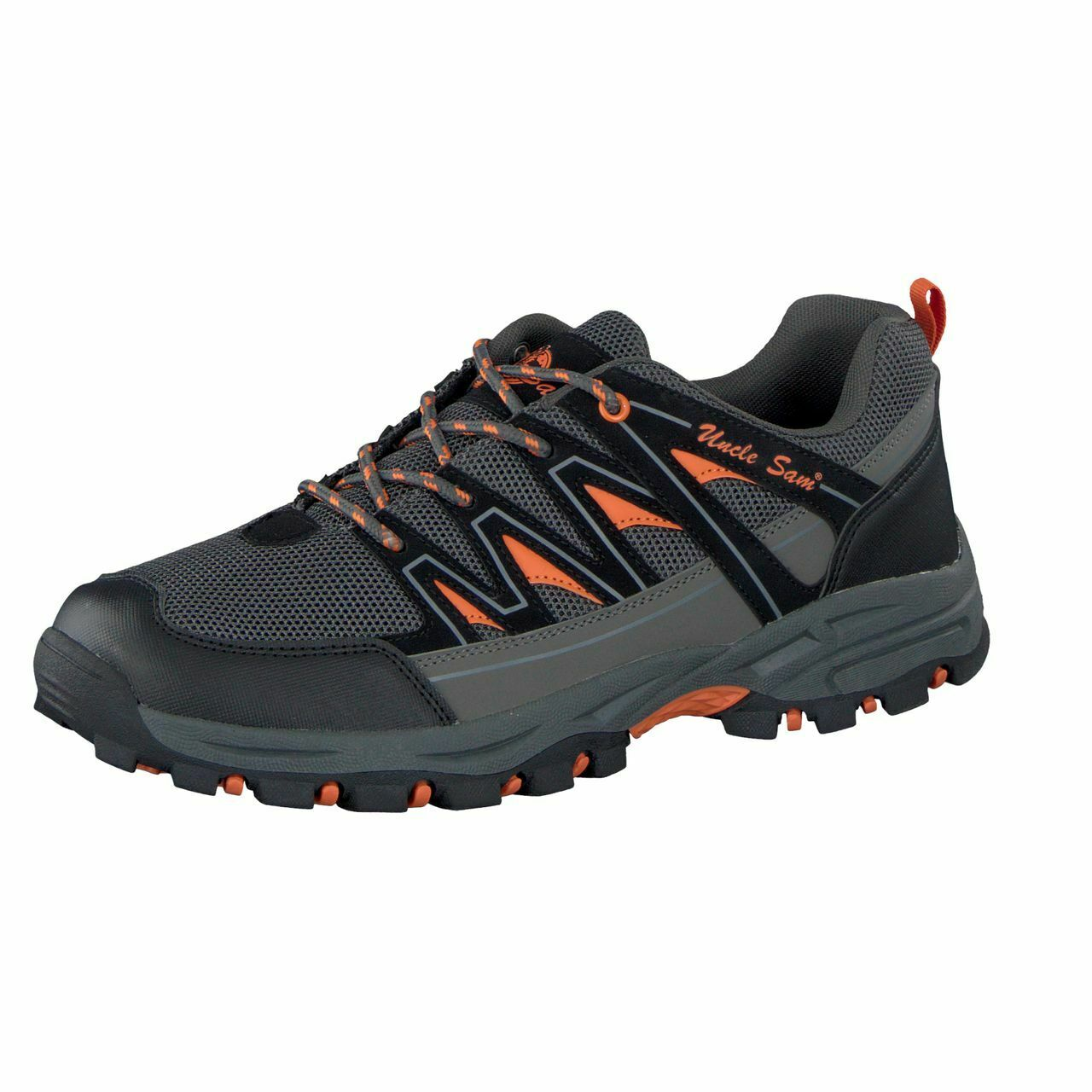 Uncle Sam Trekking shoes Men's Outdoor shoes Anthracite
