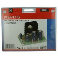 Velleman 7W Mono Audio Amplifier Electronics Kit K4001