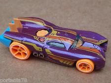 2014 Hot Wheels PROTOTYPE H-24 59/250 HW City LOOSE Purple