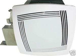 quiet bathroom exhaust fan with light nutone image is loading tamco5070cfm05sonequietbathfan tamco 5070cfm 05sone quiet bath fan light terbfvq57l3 ebay