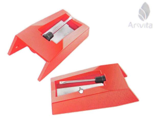 Helder Nip Arsvita Record Player Needles 2-pk Diamond Stylus Replacement For Turntables Meer Kortingen Verrassingen