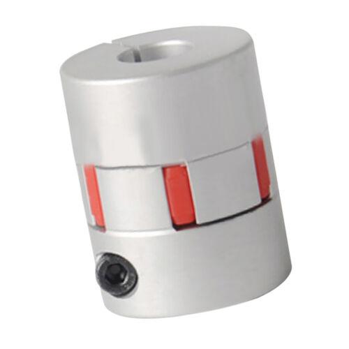 Flexible Gelenkkupplung Wellenkupplung Mini Kupplung Metall 40x51mm