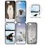 Animaux-Arctiques-Pare-Chocs-Coque-Apple-iPhone-5-5s-SE-6-6s-7-8-Plus-X-XS-XR miniature 1