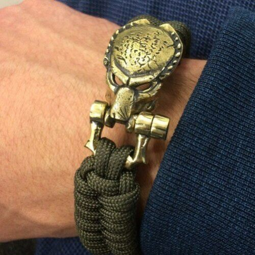NEW MODELS COLLECTIBLE PARACORD LANYARD BEADS and Buckles Exclusive