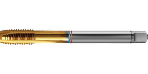 FORMAT Maschinengewindebohrer Gewindebohrer D374B 6H FAT M14x1 5HSS-PM TiN DL Td