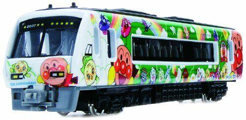 NEW Diapet Japan DK-7125 Anpanman Train GREEN toy AGATSUMA Japan import official