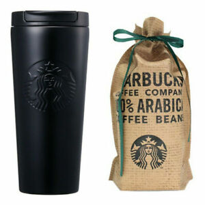Starbucks-Korea-SS-Etched-Matt-Tumbler-Cup-Bottle-Black-473ml-16oz
