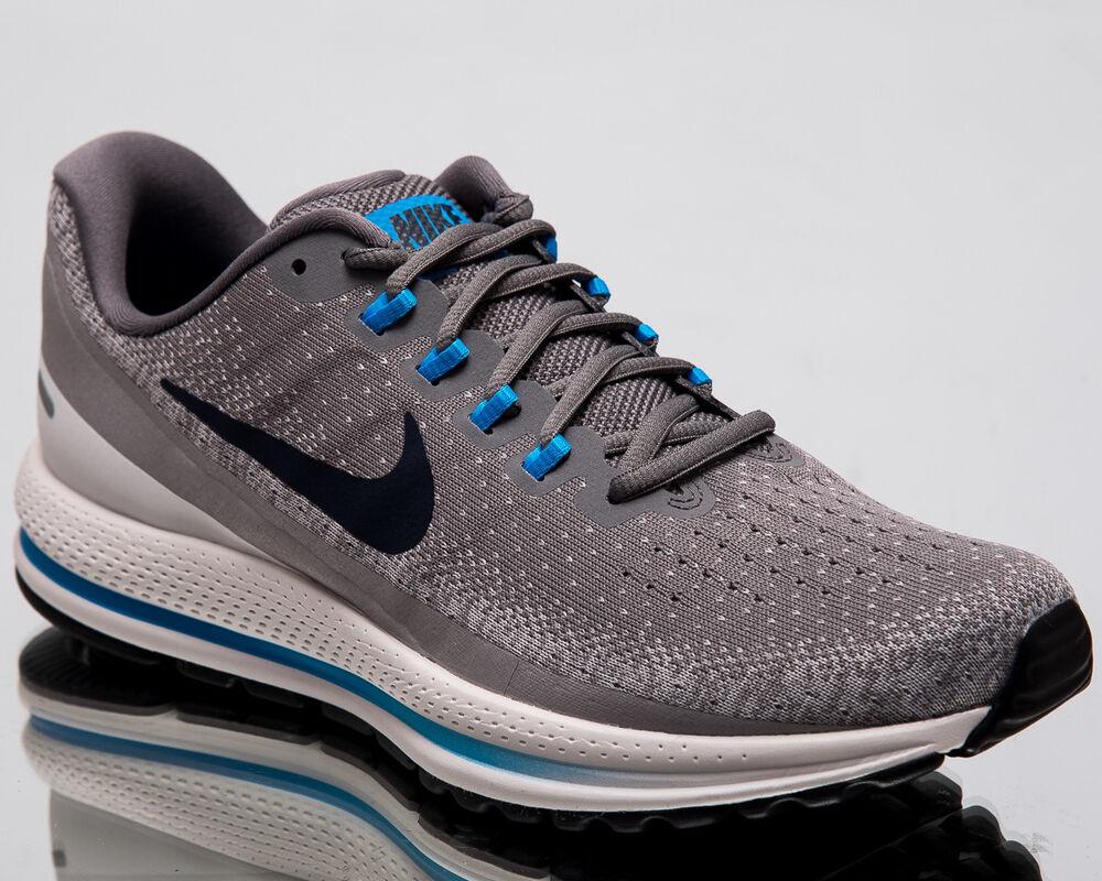 the latest c217b 6a6ba Nike Air Zoom Vomero 13 Men NOUVEAU Gunsmoke Obsidian Running Running  Running Chaussures 922908-007
