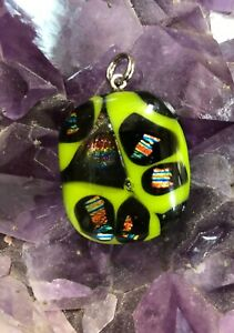 Fused-Dichroic-Glass-Pendant-Necklace-Handmade