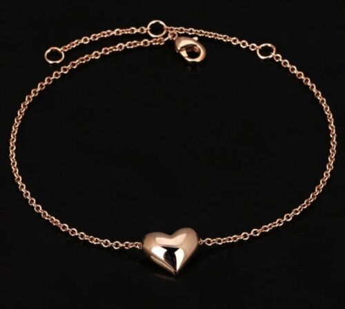 Heart Bracelet, Valentines Gift Jewellery, Personalised Box, Bridesmaid Bangle Z