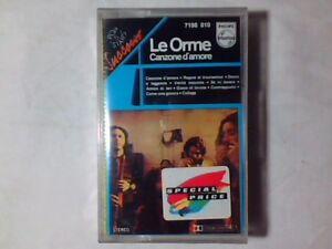 LE-ORME-Canzone-d-039-amore-mc-SIGILLATA