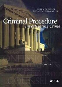 Criminal-Procedure-Investigating-Crime-by-Dressler-Joshua-Thomas-Geroge-Pape
