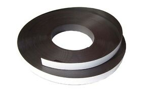 1-16-034-x-3-4-034-x-100ft-of-Flexible-Magnetic-Strip-Roll-with-Adhesive