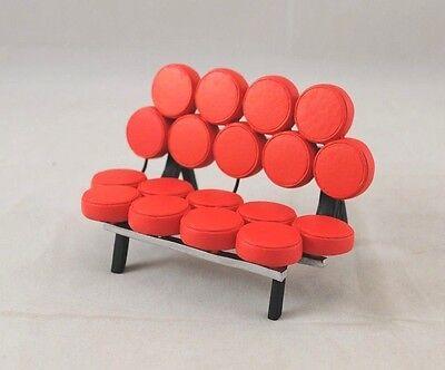 Chair Marshmallow Sofa Miller Clic Miniature S8015 1 12 Scale 25mm 305mm Ebay