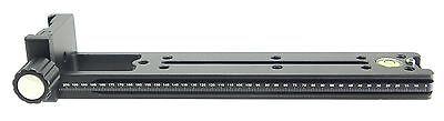 Desmond DVC-220 220mm Rail 90° Arca RRS Comp w Vertical Clamp & Dual Dovetails