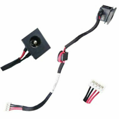 DC Power Jack Harness Cable Toshiba Satellite A205-S4797 A205-S5000 A205-S5800