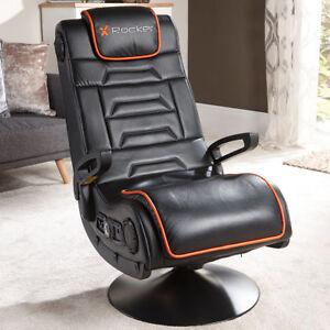 Strange Details About X Rocker Afterburner Pedestal Gaming Chair Bluetooth Audio Sound Ps4 Xbox One Cjindustries Chair Design For Home Cjindustriesco