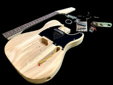 12 String Exotic Wood Colobolo Top Tele Style Electirc
