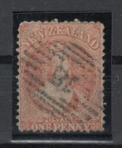 F3157-NEW-ZEALAND-VICTORIA-SG-68-USED-CV-435