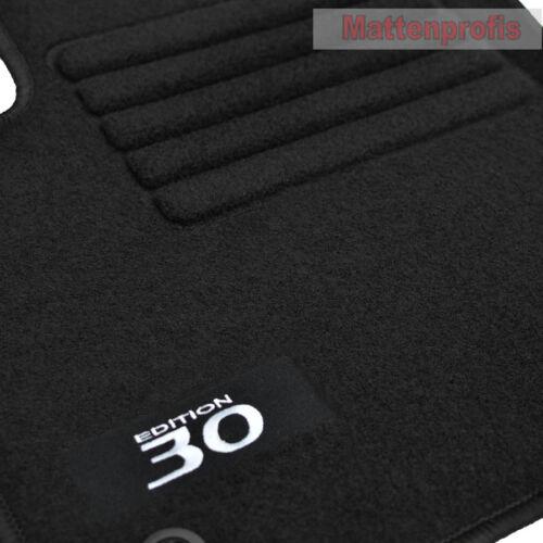 Mattenprofis Velours Edition Fußmatten für Volvo C30 ab Bj.10//2006-2013