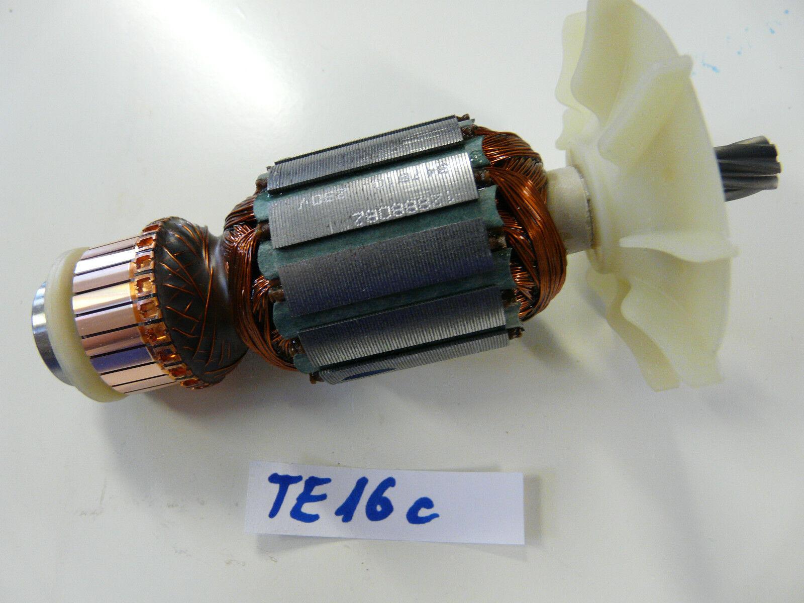 Original Rotor, Anker mit Lager für Hilti TE 16, TE 16 C        (5.349216.91)