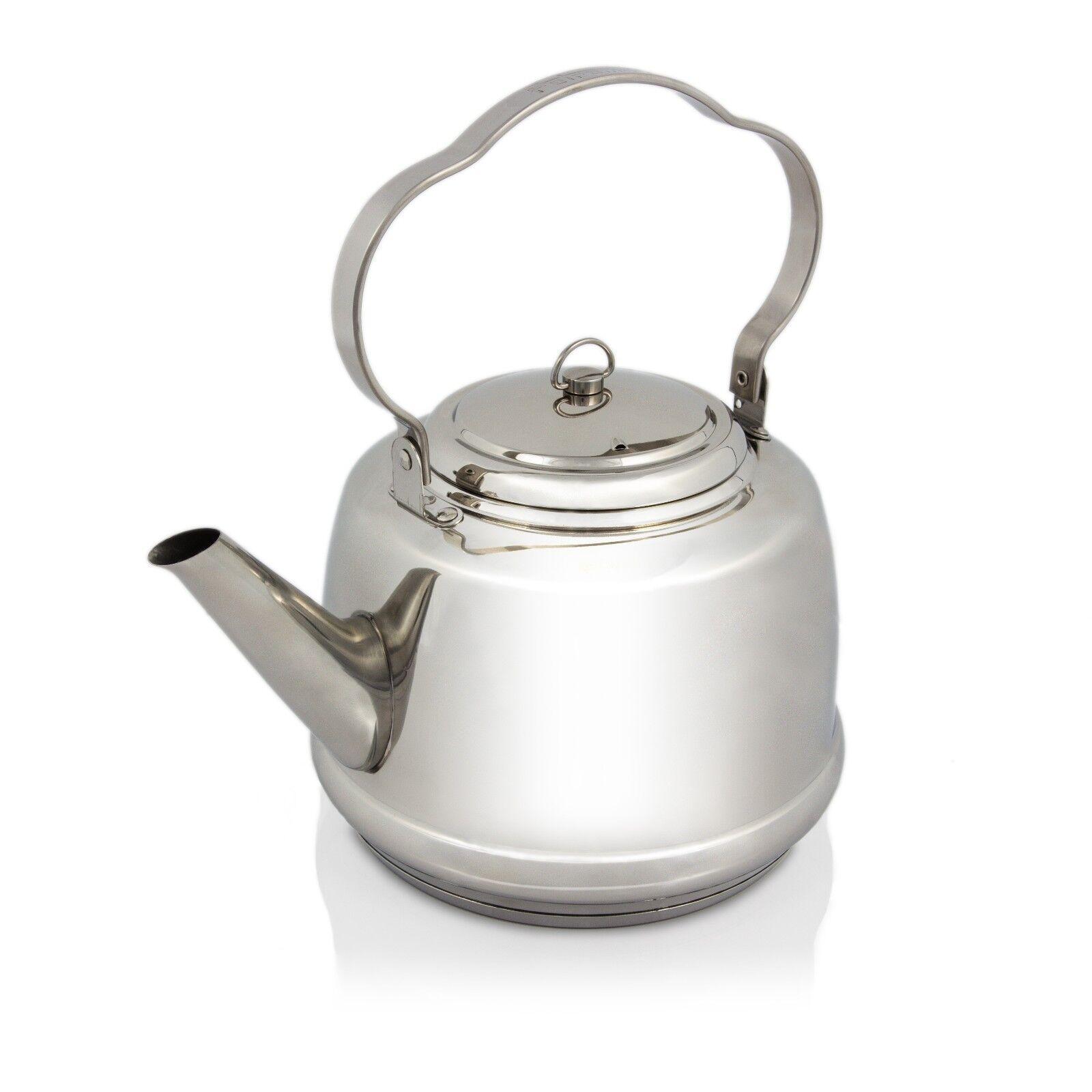 Petromax Teekessel Edelstahl - tk 1, 1,5 L  | Die Königin Der Qualität