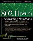 802.11 Wi-Fi Network Handbook by Ron Seide, Neil P. Reid (Paperback, 2002)