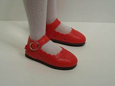 """LT BLUE Classic Doll Shoes For 14/"""" Kish Chrysalis Lark Wren Song Raven DEBs"""
