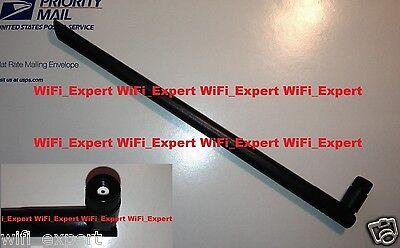 New Dual Band 2.4GHz 5GHz 7dBi RP-SMA High Gain WiFi Wireless Antenna 2 Styles