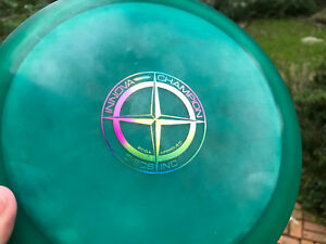 Disc-Golf-Innova-First-Run-Prototype-OOP-Sidewinder-IFA-Frisbie-Rare-New