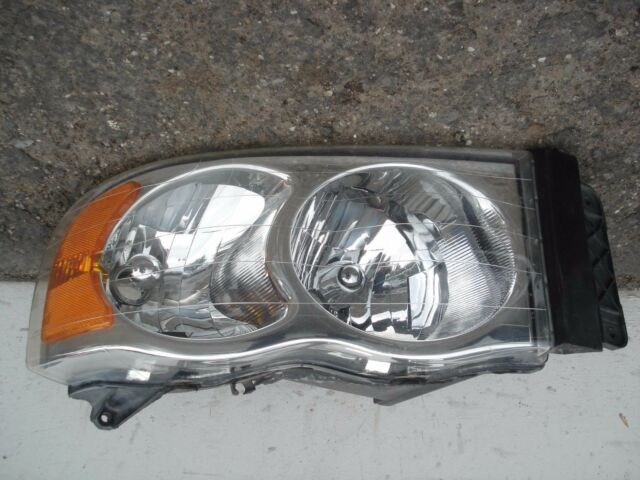 2005 Dodge Ram 1500 Oem Headlights
