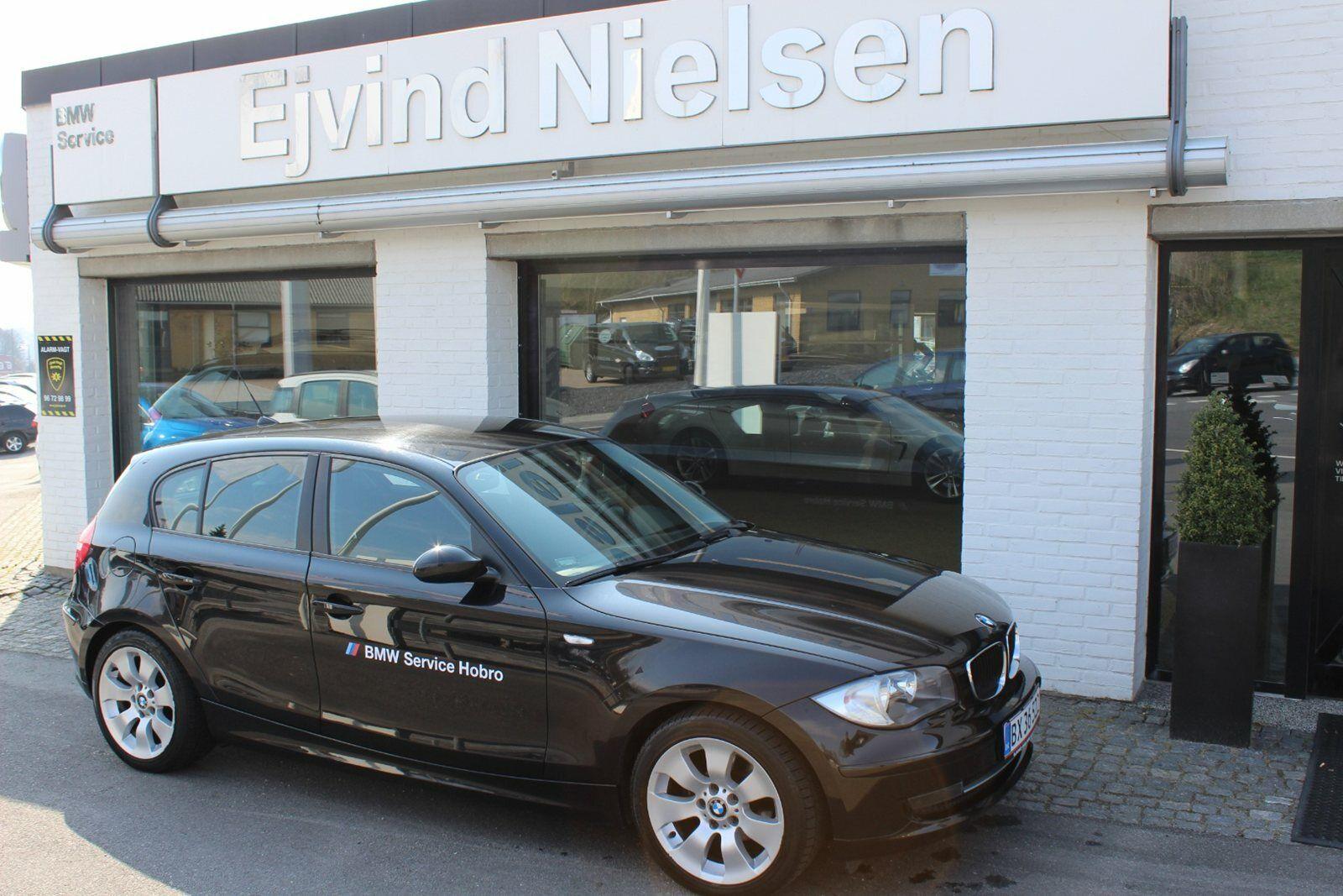 BMW 118d 2,0 Advantage 5d - 89.900 kr.