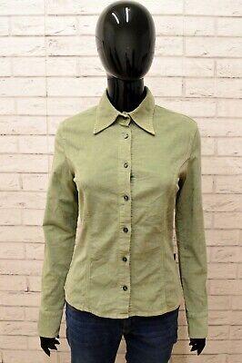 Di Carattere Dolce Camicia Gas Donna Taglia S Maglia Shirt Woman Manica Lunga Elastica Blusa