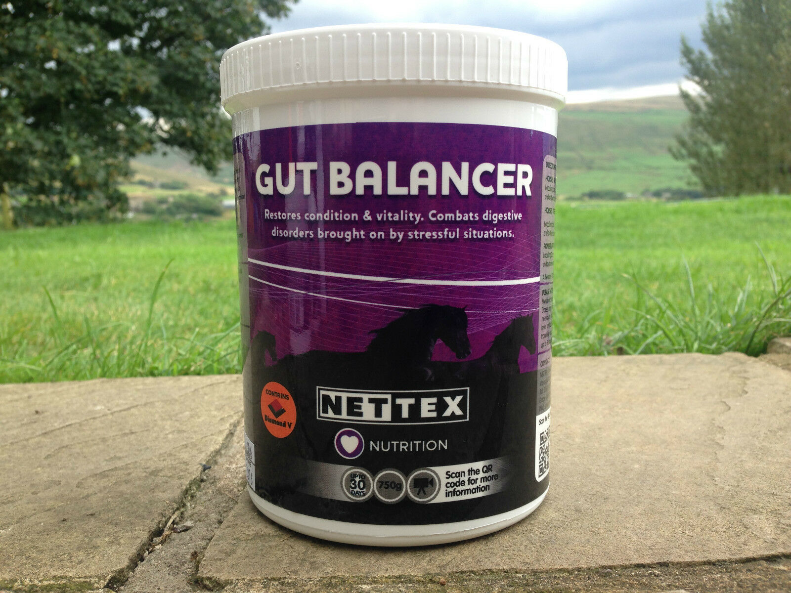 NETTEX GUT BALANCER 750G, 1.5KG