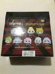 Fate-Apocrypha-Potekoro-Mascotte-9Pack-Scatola-Max-Limited-9-Mai-Letto-Completo