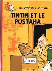 Pastiche-TINTIN-ET-LE-PUSTAHA-d-039-apres-les-personnages-d-039-Herge-Cartonne-26-pg