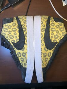 Men Moda Sb Premium Amarillo 9 Beso Classic Og Blazer s Rare Vtg Nike Negro UqCAw