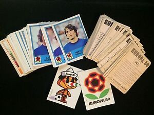PANINI-EUROPA-80-NEW-NUM-1-244-CHOOSE-FROM-THE-LIST