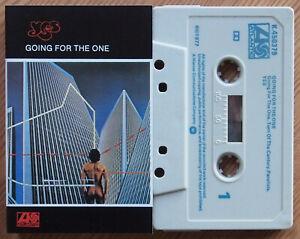 YES-GOING-FOR-THE-ONE-ATLANTIC-K450379-1977-UK-CASSETTE-TAPE-EX-COND-PROG