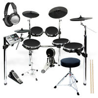 Alesis Dm10 X Mesh Kit Drum Essentials Bundle on sale