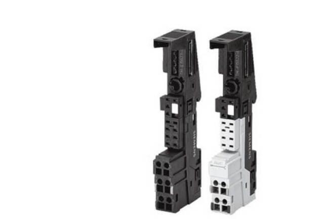 Siemens 6ES7193-4CA40-0AA0 Sps Connection Module 120 V/Dc Simatic Dp