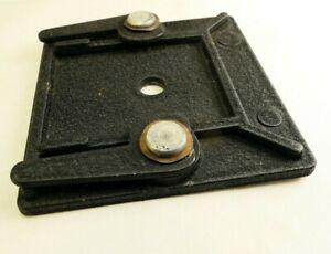 Trepied-Diapositive-Plaque-Griffe-73x73mm-pour-Trepied-D-039-Appareil-Photo-6x6