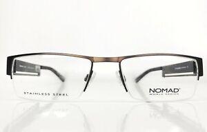Nomad-2137N-MM050-Brille-Eyeglasses-Frame-Lunettes-Front-134mm