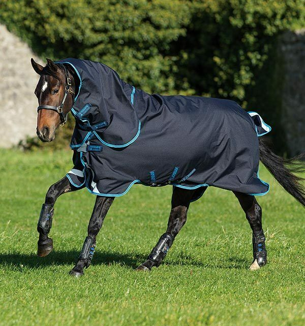 Horseware Amigo Bravo 12 Plus Turnout Bundle (Disc-Vorderverschluss)